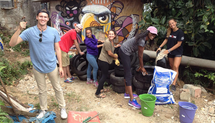 Community in Action, Volunteer in Brazil