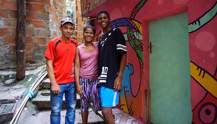 Community in Action, Volunteer in Brazil